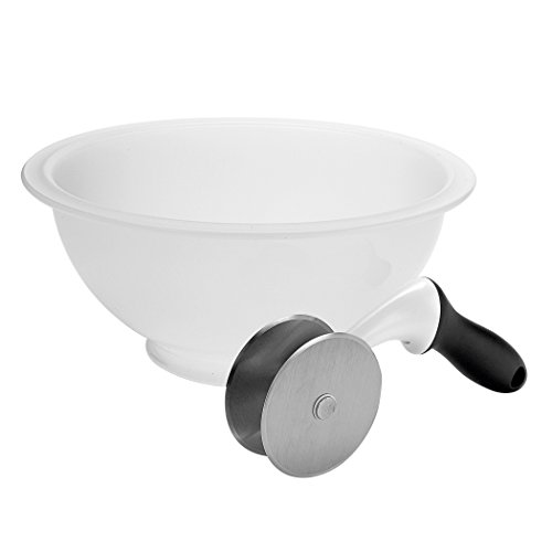 OXO Good Grips Salad Chopper and (Oxo Good Grips Salad Spinner)