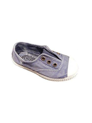 Chipie Josepe 3, Zapatillas de Lona Niños azul celeste
