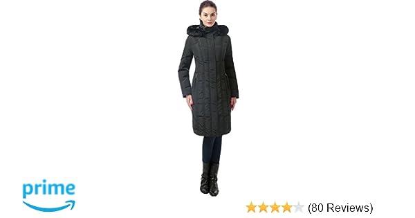 69a701d38518bb BGSD Women's Water Resistant Down Coat - Black S at Amazon Women's Coats  Shop