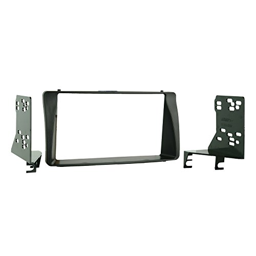 Metra 95-8204 Double DIN Installation Kit for 2003-up Toyota Corolla Vehicles 2 Din Install Kit
