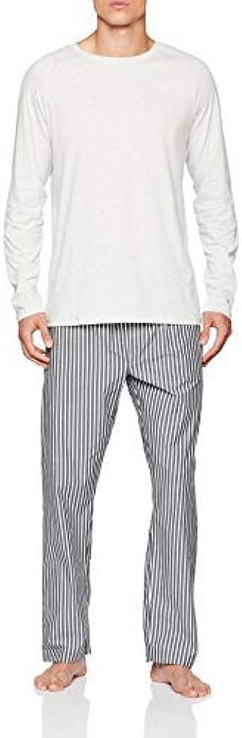 Celio Mipyraya Pijama, Gris (Grey Grey), Large para Hombre ...
