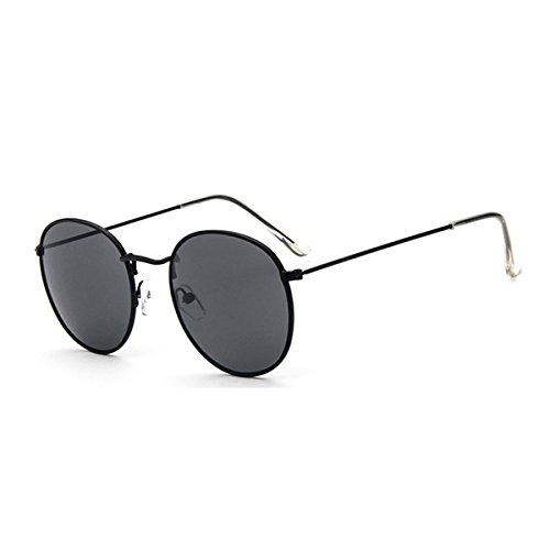 sol clásico OurLeeme Gafas personalidad Negro de RwIvq7nH