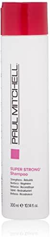 Shampoo & Conditioner: Paul Mitchell Super Strong