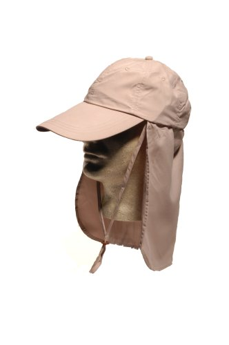 Glacier Glove Long Bill Cap Khaki, Outdoor Stuffs