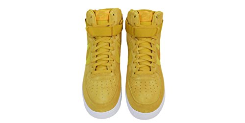 Sportive '07 Mineral Tour NIKE High Air Force 1 Gold Gold Scarpe University Yellow Uomo Black wwvY1q