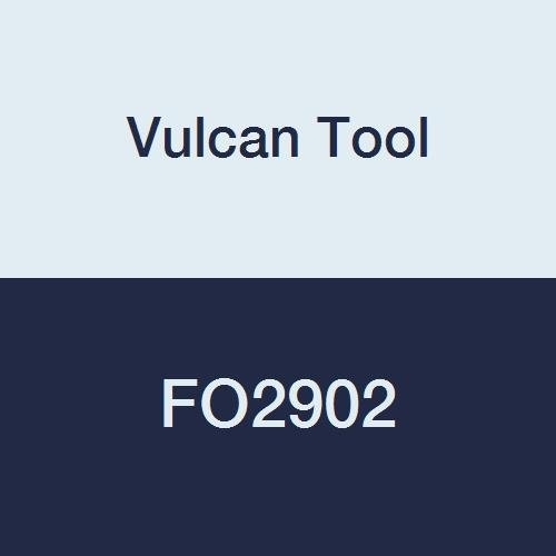 2 x 108 Vulcan Tool FO2902 Wide Scaling Chisel Round Shank//Oval Collar