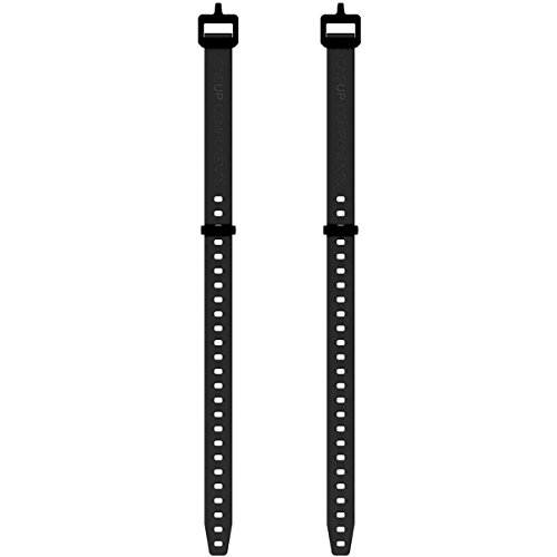 OneUp Components EDC Gear Straps Grey, Pair by OneUp Components