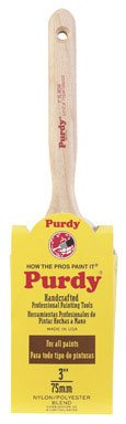 Purdy Xl-Bow Nylon/Poly Paint Brush Professional Grade Round All Paints, Stains ()