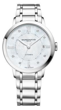 baume-et-mercier-classima-automatic-mother-of-pearl-dial-stainless-steel-ladies-watch-10221