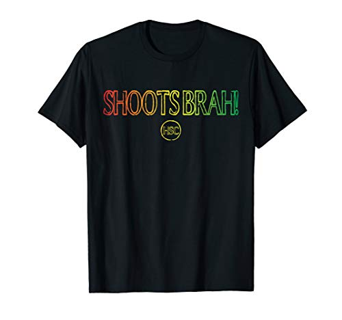 Shoots Brah! Hawaiian Surf Creations Aloha Island T-Shirt (Local Motion Surf)