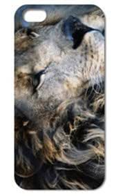 Fashion The Lion Pattern Protective Hard For Case For Sam Sung Galaxy S5 Mini Cover #013