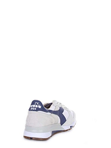 DIADORA SNEAKERS TRIDENT 90 C SW WHITE/GLACIER GREY/ESTATE (44, White/Glacier Grey/Estate)