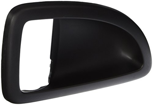 Genuine GM 15844059 Door Handle Bezel, Front, Interior, Ebony