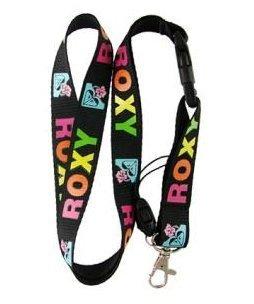 Roxy Keychain Lanyard