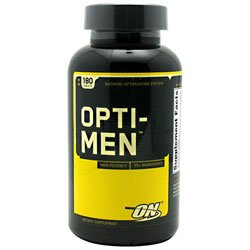 Optimum Nutrition Opti-Men Multivitamins, 180-Count, Health Care Stuffs