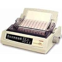 OKIDATA 62415501 - OKI ML321 TURBO/N 9PIN WIDE 435CPS PRNT PAR USB ENET 120V EPSON