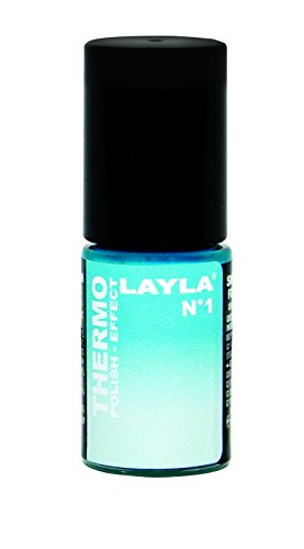 Layla Cosmetics Thermo Polish Effect N.1 - thermo nagellack