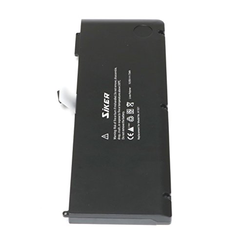 SiKER New Laptop Battery for MacBook Pro 15'' inch A1321 (Only for Mid 2009, Early/Late 2010) fits MC118LL/A MC373LL/A MB986LL/A [Li-ion 10.95V,73Wh ] by SiKER (Image #5)