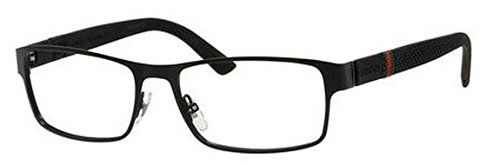 Gucci GG2248 Eyeglasses-0M7A Semi Matte Black -55mm