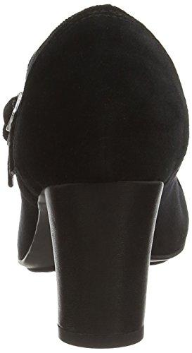 Hush PuppiesKennedy Anya - Zapatos de tacón mujer negro - Noir (black Textile)
