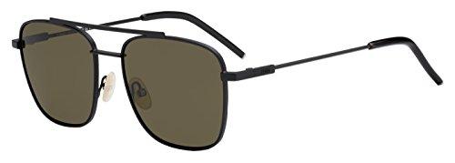 Fendi FF M 0008/S ‑ Matte Black 0003 - Outlet Fendi Sunglasses