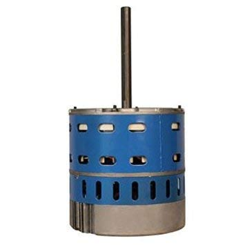 Mars 10860 Azure HVAC Blower Digi Motor, 1/5-1/2 HP