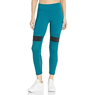 Reebok Training Supply Lux Tight 2.0, Heritage Teal, 2XS