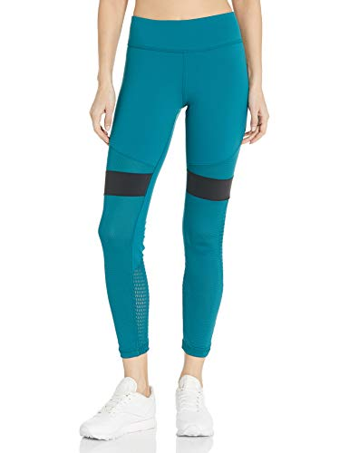 Reebok Training Supply Lux Tight 2.0, Heritage Teal, Small