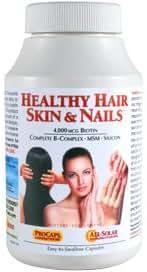 Andrew Lessman Healthy Hair, Skin & Nails, 250 Capsules