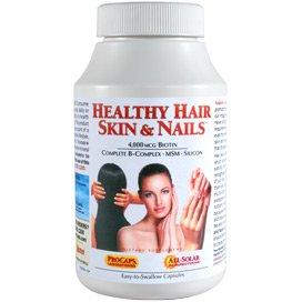 Healthy Hair, Skin & Nails 50 Capsules