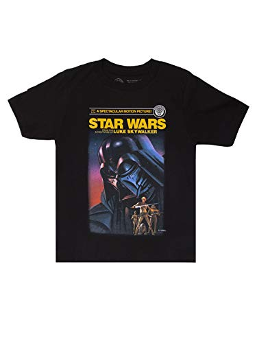Out of Print Star Wars: from The Adventures of Luke Skywalker Kids' T-Shirt 8 Yr -