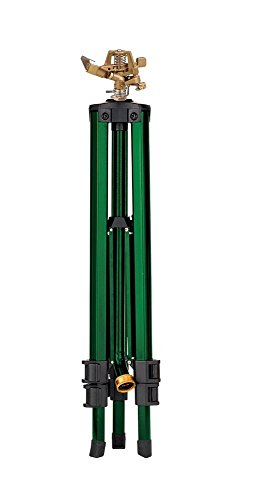 Orbit 56667N Zinc Impact Sprinkler on Tripod Base