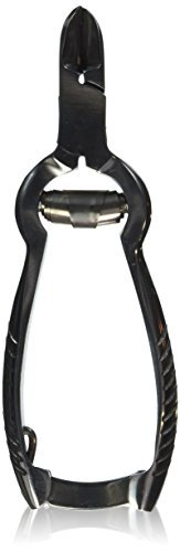 Sassi Nail Nipper with Barrel Spring, 4.5 Inch, 20.8 Ounce by Sassi ()