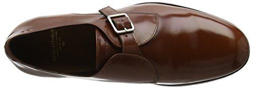 Royal Republiq Alias Classic Monk Shoe, Bottes Classiques Homme Marron (Tan 06)