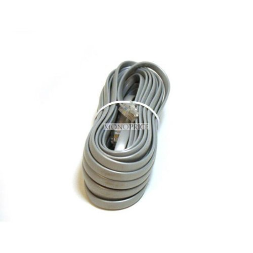 Review Phone cable, RJ12 (6P6C),
