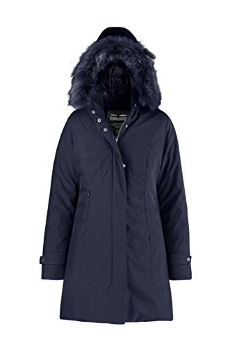 Softshell Night Pelliccia Bomboogie Parka Blue Colorata 5EwxxgqI