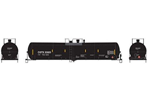Athearn ATH6636 N 30,000-Gallon Ethanol Tank, CGTX #23523 from Athearn