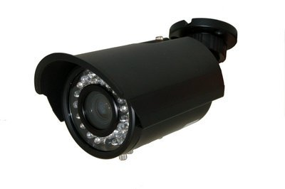 New AGI Lpr Color 540tvl 600tvl-B/W Icrd/N 10-25ft 20mph 12v/24v Equipped W/ Powerful 850 Nm (850 Nm Video)
