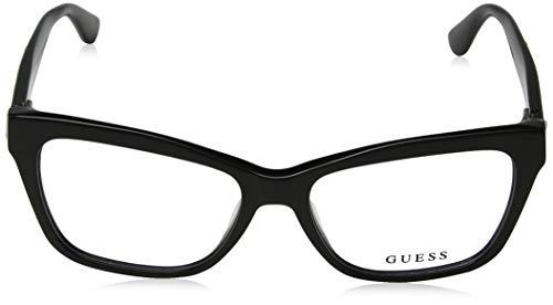 Adulto Monturas Gafas Gu2622 De Guess 0 negro Unisex 54 RXqF5xcpn