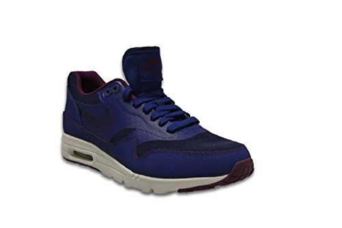 Nike Vrouwen Air Max 1 Essentials (diepe Koninklijke Blauw / Diepe Koninklijke Moerbei-somme, 8,5 B (m) Us)