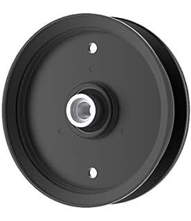 Ariens 07320700 Flat Idler Pulley Phoenix Mfg 3.25 Flat Dia Steel - 3//8 Bore
