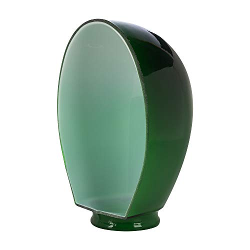 Upgradelights Smaller Green Pharmacy Lamp Shade Glass Replac