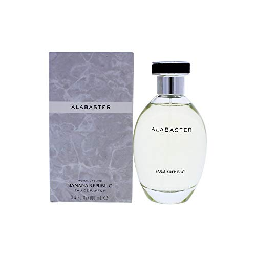 Alabaster Women Perfume by Banana Republic 3.4 oz New