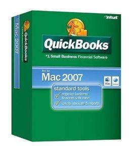QuickBooks Pro for Mac 2007