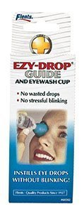 Flents Ezy Care, Ezy-Drop Guide and Eyewash Cup