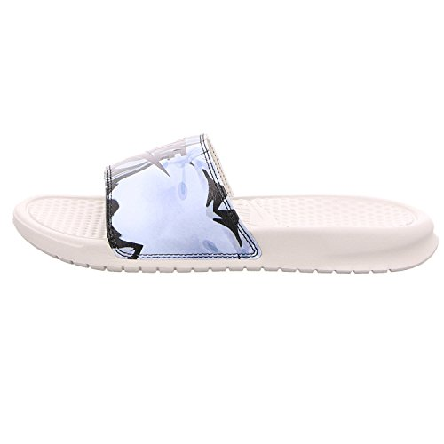 Just 618919 Ref Blanc 015 Do Benassi It Sandale Nike Print Bleu Noir 6xnqwE0Zp
