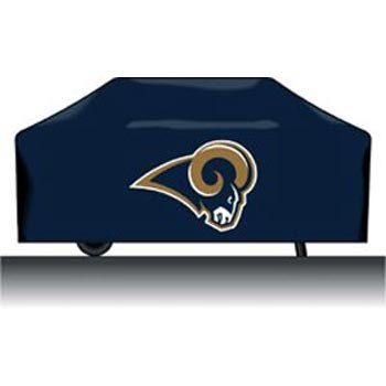 Rico Industries NFL Rams Deluxe Grill Cover