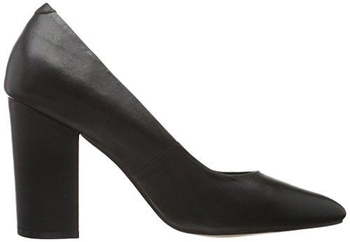 Donna Tacco Jy16s8 black Scarpe Chiusa Col Punta 1 Nero Giudecca I10dwqI