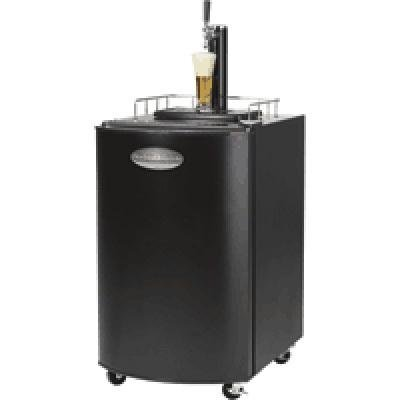 Nostalgia KRS2100 Full Size Kegorator Draft Beer Dispenser