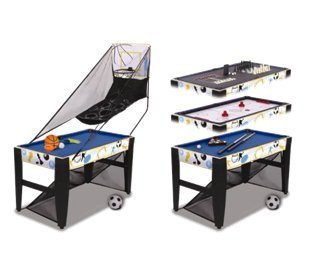 GoGlory 12 In 1 Multi Game Table
